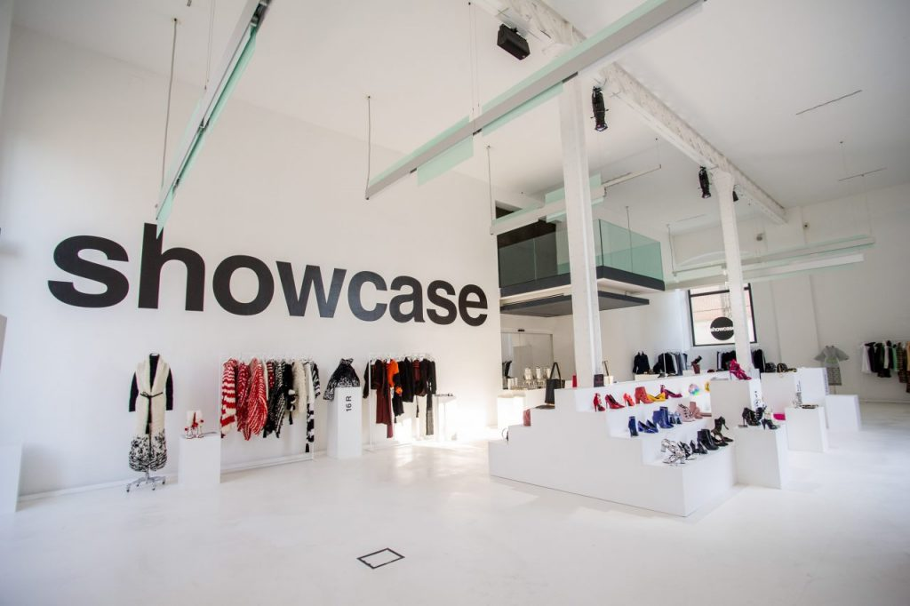 Showcase della Roma Fashion Week