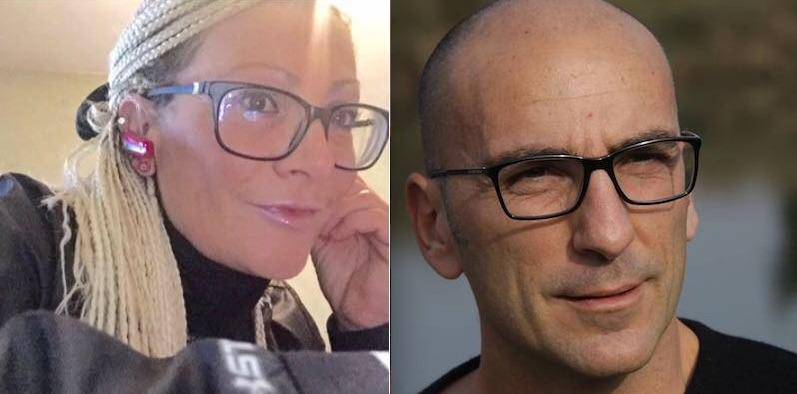 Simona Mazza e Carlo Lesma